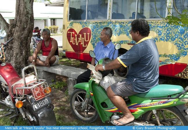 transportation in Tuvalu