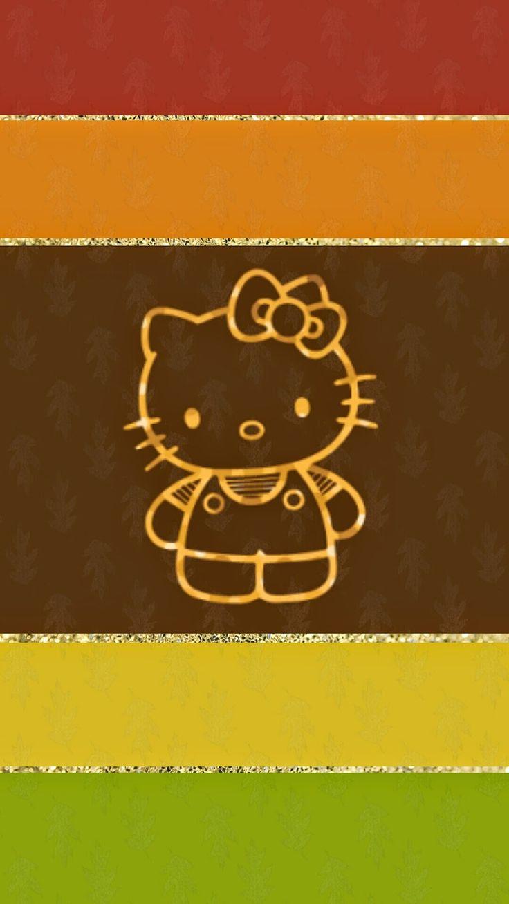 hello kitty fall wallpaper - photo #30