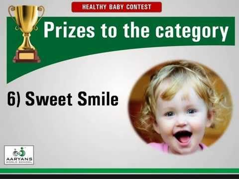Healthy Baby Competition 2016- Warje