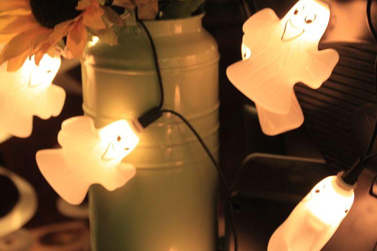 Lichtgevend spookjes overal!