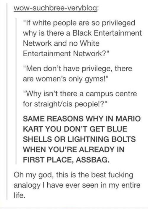 White Privilege explained