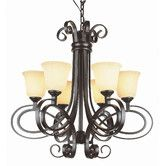 Found it at Wayfair - 6 Light Chandelier