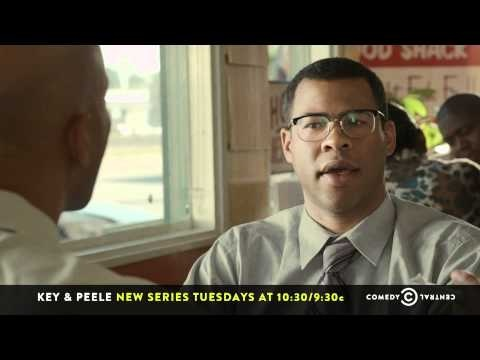 "This is really F*****G funny!   Key and Peele ""Soul Food"""