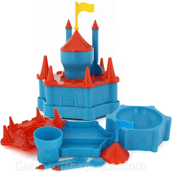 A Knights Meal Dinner Set For Kids
