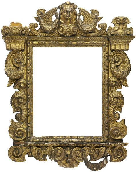 late 1500s Separate wooden picture frames were used in Italy from about the 15th century although they developed from earlier frames in both metal and wood on altarpieces. They were used to protect and enhance both secular and religious paintings. As well as many picture frames acquired with paintings, the V&A acquired some frames - principally Italian renaissance in origin or style - as independent objects. They were usually chosen for the fine quality of their carving and decorative…