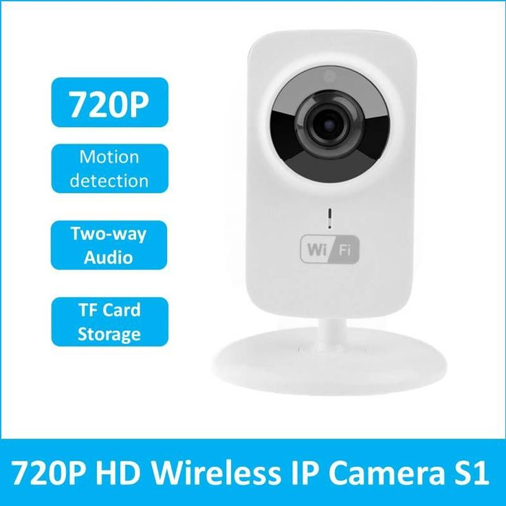 Mini IP Camera Wi-Fi 720P HD P2P Smart  CCTV Camera Fashion Baby Monitor Home Security System Video Recorder IP kamera V380 S1 #homesecuritysystemwatches