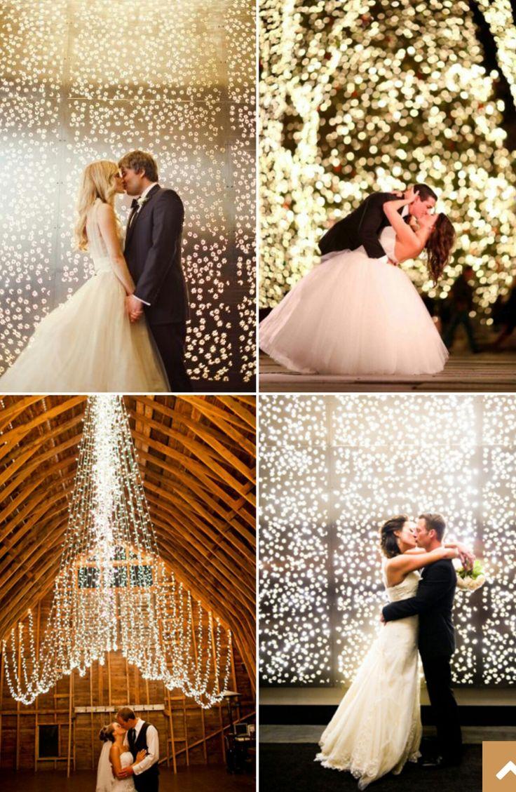 Wedding fairylights