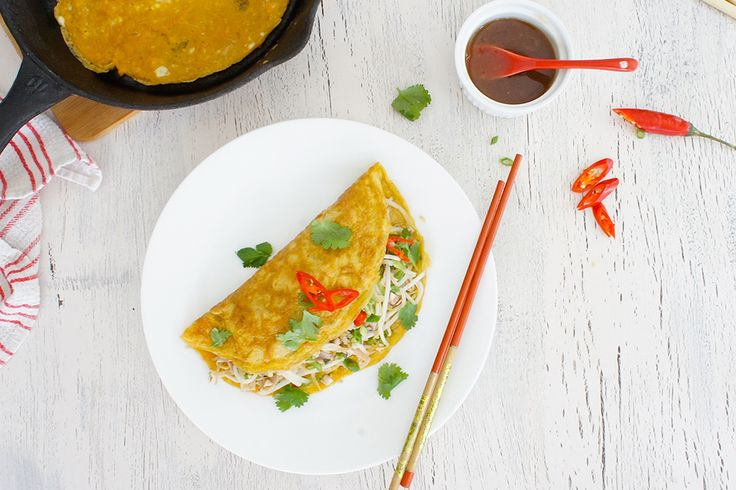 """#RecipeoftheDay: Chinese omelette by merrilea - """"Easy to make, and delicious. Highly recommended."""" - Hungr3"""