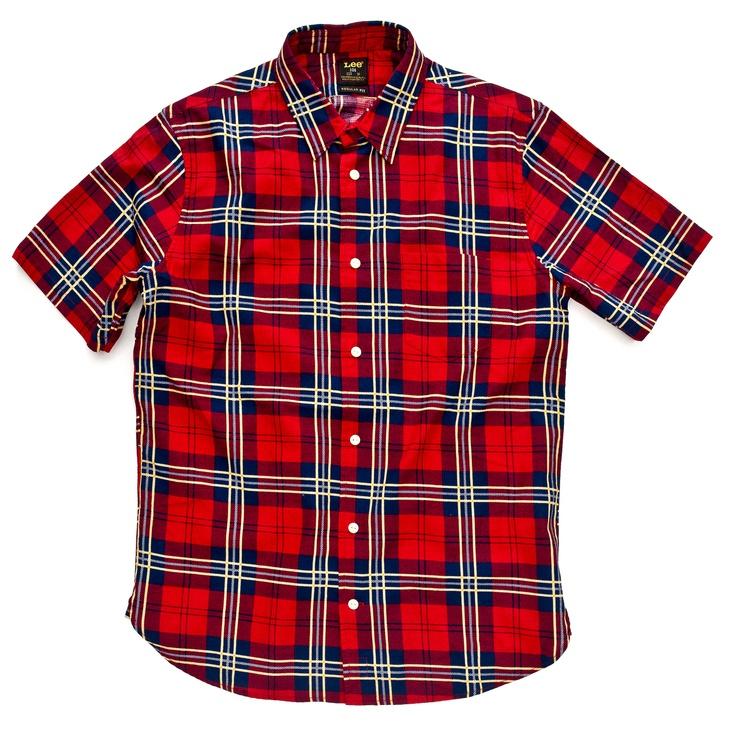 101 Every Man Short Sleeve Shirt - Rinse
