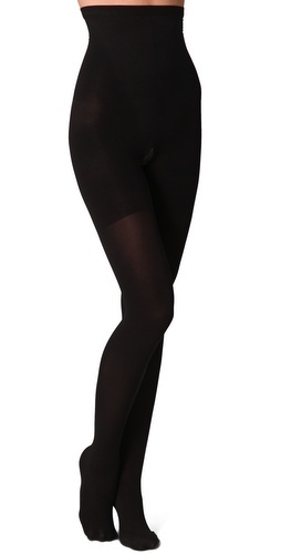 SPANX High Waisted Opaque Tights. A winter essential