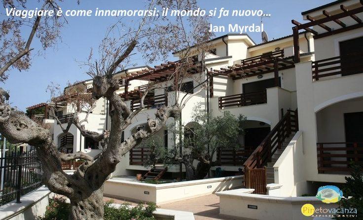 Viaggiare è come innamorarsi: il mondo si fa nuovo… (Jan Myrdal) #buongiornopineto www.pinetovacanza.it