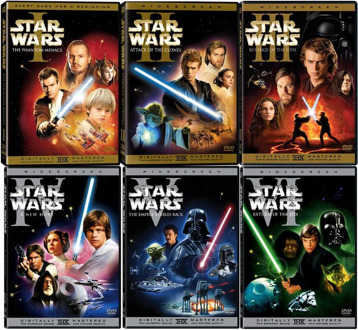 1000 Ideas About Star Wars Episodes On Pinterest Star