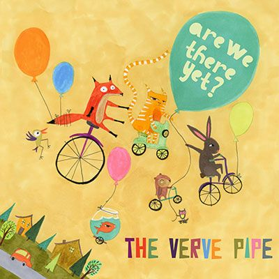 Kids' Music Review & Album Giveaway from The Verve Pipe on Swing Whistle Zing (ends 3/30/14)