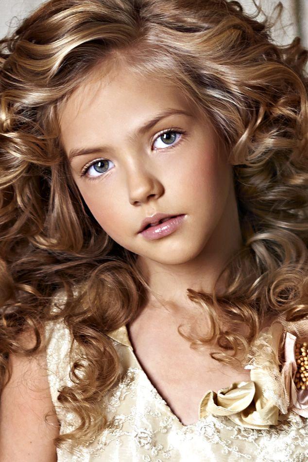 Karina Egorova (born August 13, 2006) Russian child model. Ira Bachinskaya Photography.