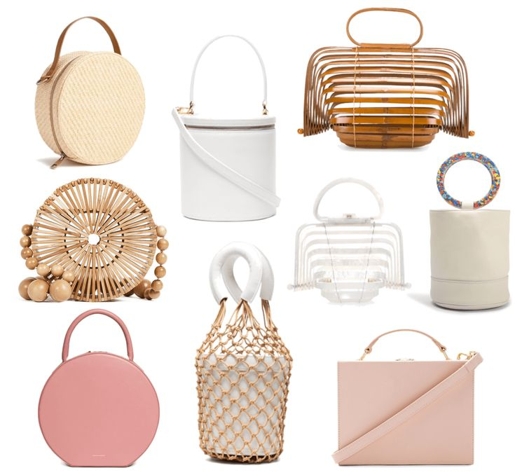 Spring Purse Trends 2018 - Pretty in Pink Megan