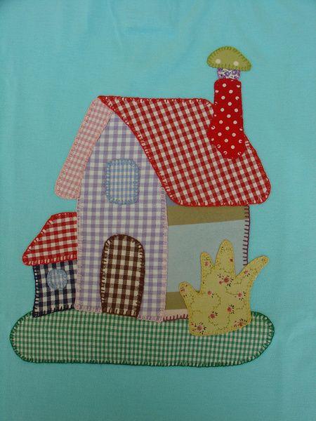 Dibujos infantiles para aplicaciones de patchwork - Imagui