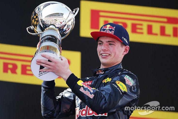 Grand Prix d' Espagne 2016 : premiere avec Red Bull et premiere victoire pour le prodige Verstappen