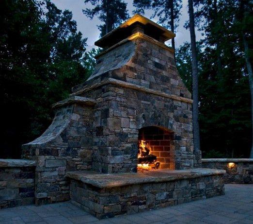 Massive Design Idea For Extra Large Stone Outdoor