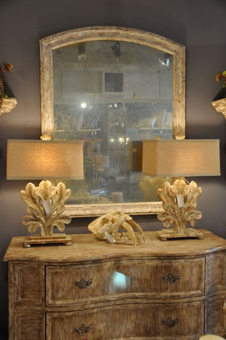 1000 Images About Mirrors Over Buffets Amp Lamps On
