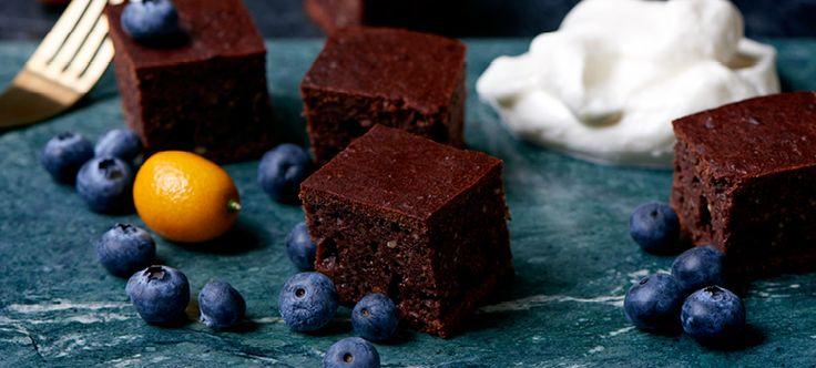 Sund(ere) chokoladekage