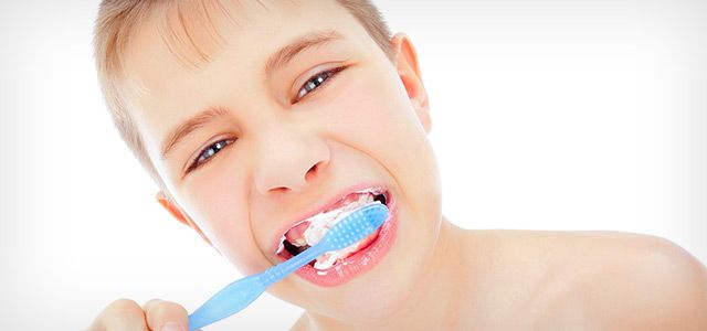 Are Your Child's Brushing Habits Wearing Away Their Enamel?