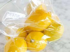 Πώς να διατηρήστε τα λεμόνια σας φρέσκα για ένα μήνα