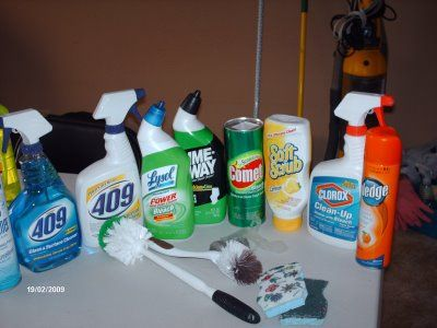 Great cleaning advice and how to's from a professional house cleaner!