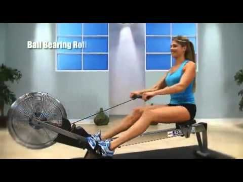 Air Rowing Machine For Home Use. Stamina 35-1405 ATS Air Rowing Machine,...