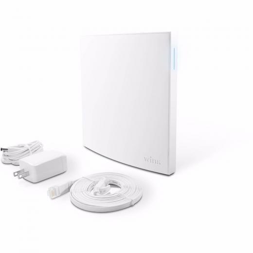 Wink New Hub 2 Smart Home Automation Wifi Bluetooth Le Kidde Zigbee Lutron Etc. Bluetooth Wi-fi Zigbee Z-wave