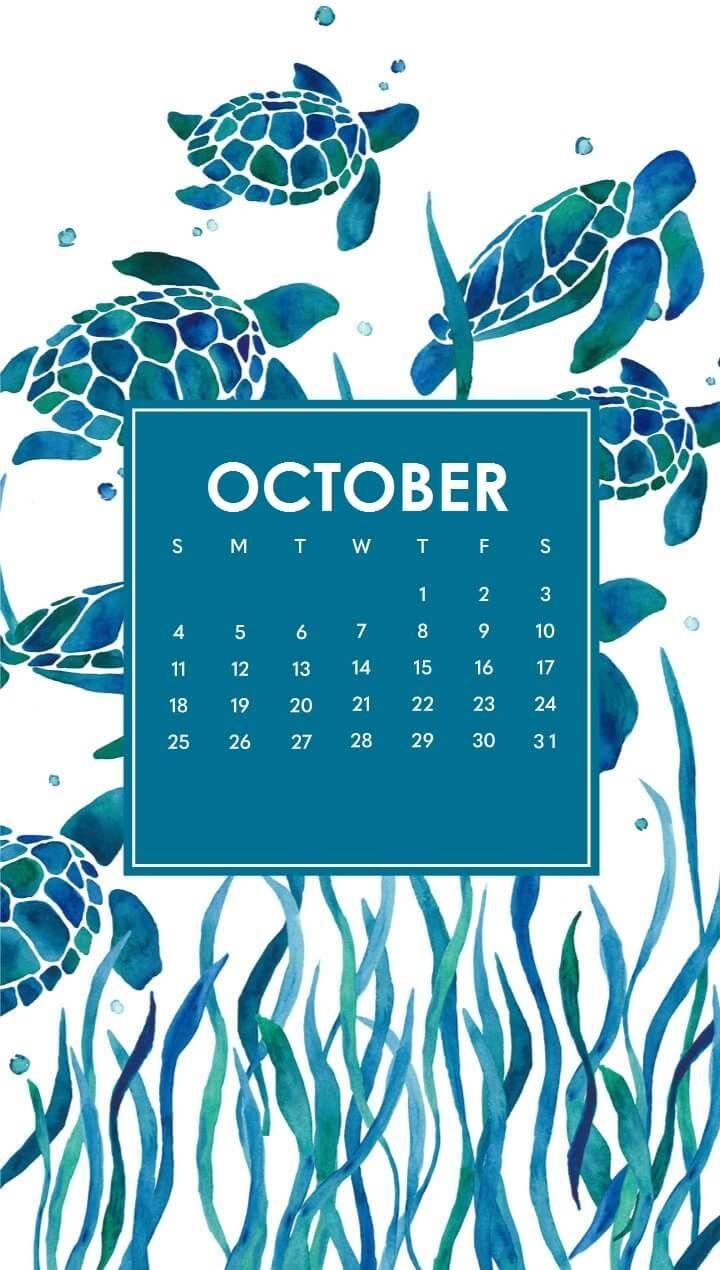 Free October 2020 Iphone Calendar Wallpaper In 2020 Iphone Wallpaper October Calendar Wallpaper Wallpaper