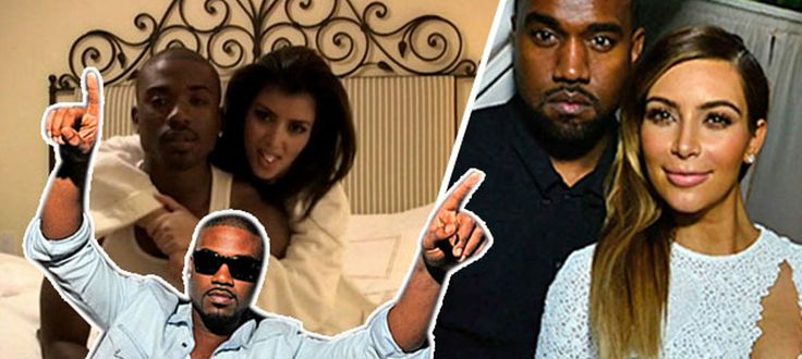 Ray J gives Kim Kardashian & Kanye West the wedding gift that keeps on coming...