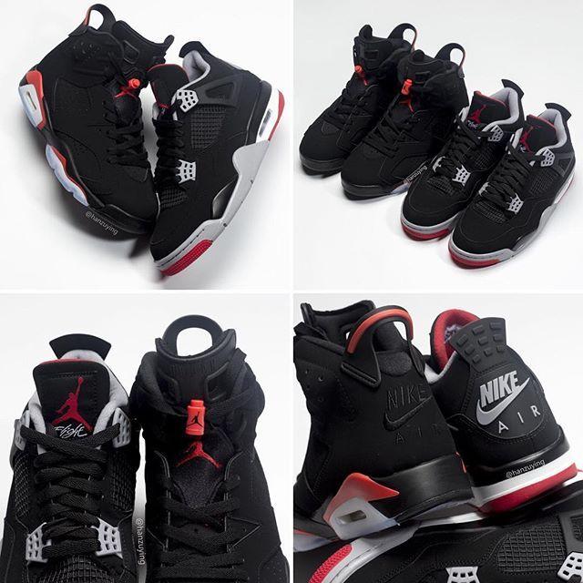bbd01bb2ad14e Air Jordan 6 Blood Red Doernbecher Custom - Sneaker Bar Detroit ...