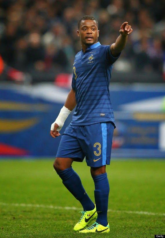 Juve Peroleh Patrice Evra Dan Morata Musim Ini