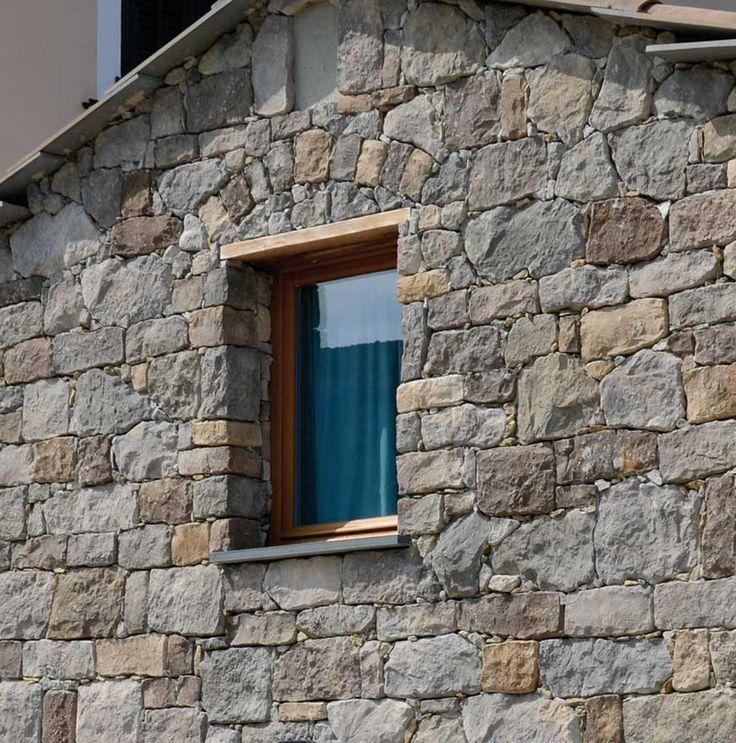 15 pin su case in pietra da non perdere case con esterni for Mattoni e pietra americani
