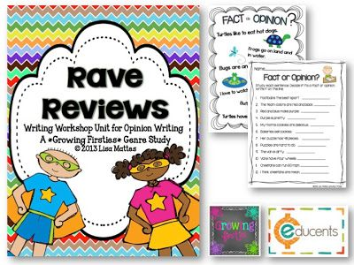 Rave Reviews... a fabulous literacy packet.