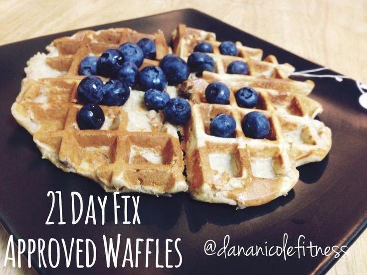 21 Day Fix Recipe Blog - Tons of great recipes - Dana Nicole Fitness