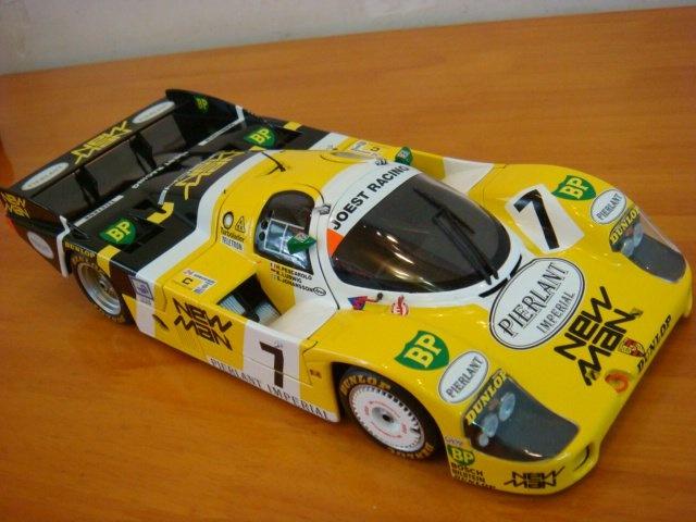 Minichamps - 1:18 - Diecast - Porsche 956 - Joest Racing ...