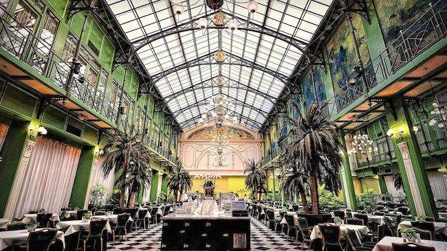 Grand Hotel Krasnapolsky Feestlocatie