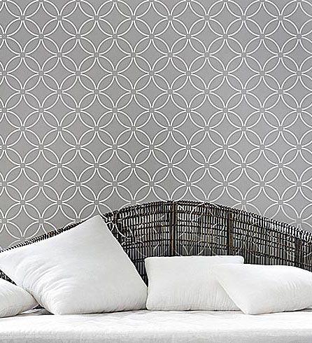Nursery Paint And Wall Stencils Geometric StencilStencil DesignsStencil