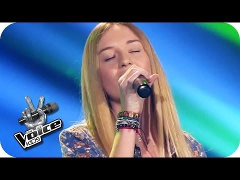 Whitney Houston - I will Always Love You (Laura) | The Voice Kids 2013 | Blind Audition | SAT.1 - YouTube