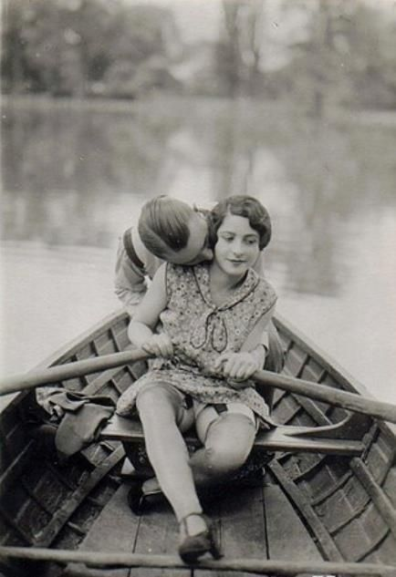 1920's love - awesome photograph!