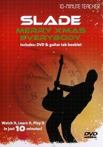 news 10-MINUTE TEACHER SLADE MERRY XMAS EVERYBODY GUITAR DVD TUITIONAL TUTORIAL MUSIC    10-MINUTE TEACHER SLADE MERRY XMAS EVERYBODY GUITAR DVD TUITIONAL TUTORIAL MUSIC  Price : 7.24  Ends on : 2015-06-15 01:11:54   View on eBay ... http://showbizmusic.com/10-minute-teacher-slade-merry-xmas-everybody-guitar-dvd-tuitional-tutorial-music-39/