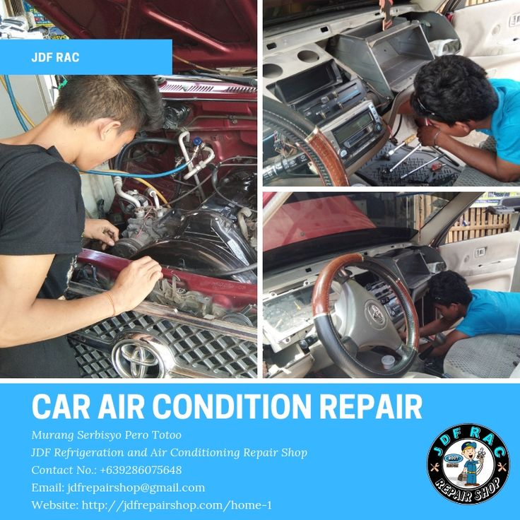 JDF Refrigeration and Air Conditioning Repair Shop's Main