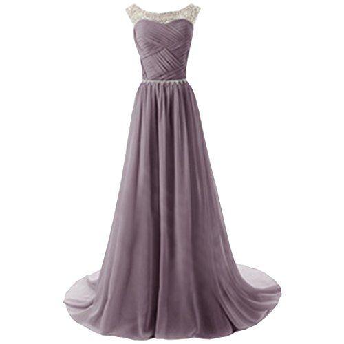 Partiss Damen Strass Aermellose Elegante Falten Abendkleider Ballkleider lang Maxi Bunte Kleider, Tag XS/EU 3XS,Brown Partiss http://www.amazon.de/dp/B01CTV45I0/ref=cm_sw_r_pi_dp_9CM4wb1R1SCMM