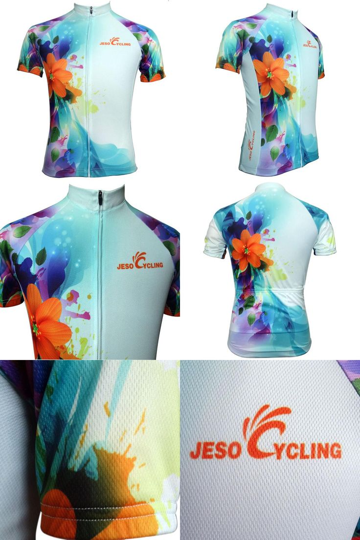 [Visit to Buy]  2017 Women's Cycling Jersey New Design Sports Wear Breathable Summer Cycling Clothing Cycling Shirts in Free Shipping #Advertisement