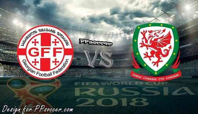 Georgia vs Wales Predictions 6.10.2017 - soccer predictions, preview, H2H, ODDS, predictions correct score of World Cup Qualification Group D