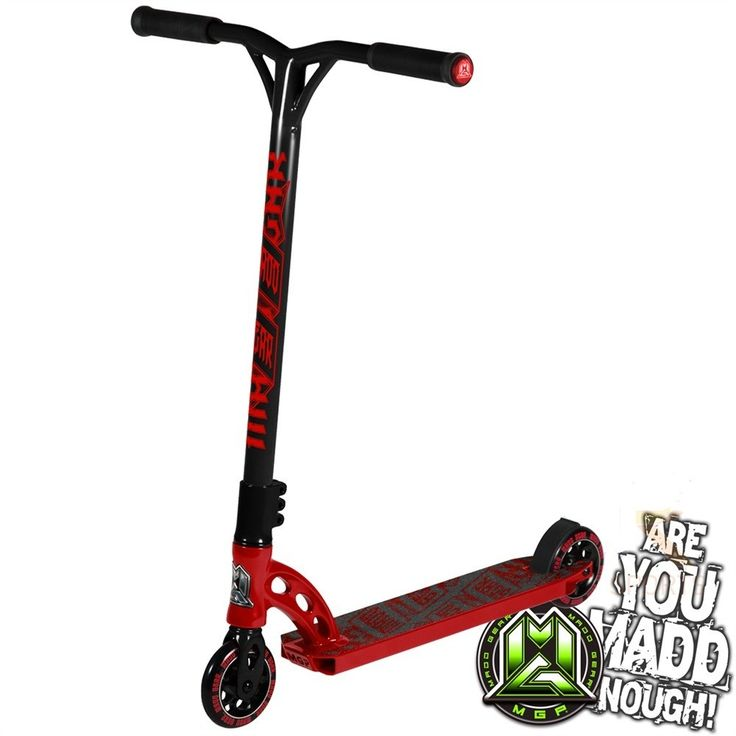 GoSk8 UK - MGP VX5 Team Red Stunt Scooter