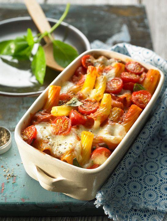 Cremiger Nudelauflauf mit Tomaten und Mozzarella, ein raffiniertes Rezept aus der Kategorie Gemüse. Bewertungen: 1.285. Durchschnitt: Ø 4,6.