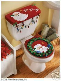 Bathroom felt set