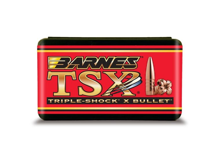 Product detail of Barnes Triple-Shock X Bullets 375 Caliber (375 Diameter) 235 Grain Hollow Point Flat Base Lead-Free Box of 50 ***In combination with RCBS Shellholder #4 for 375 H&H magnum---AND---RCBS 2-Die Set 375 H&H Magnum both also listed on this board***